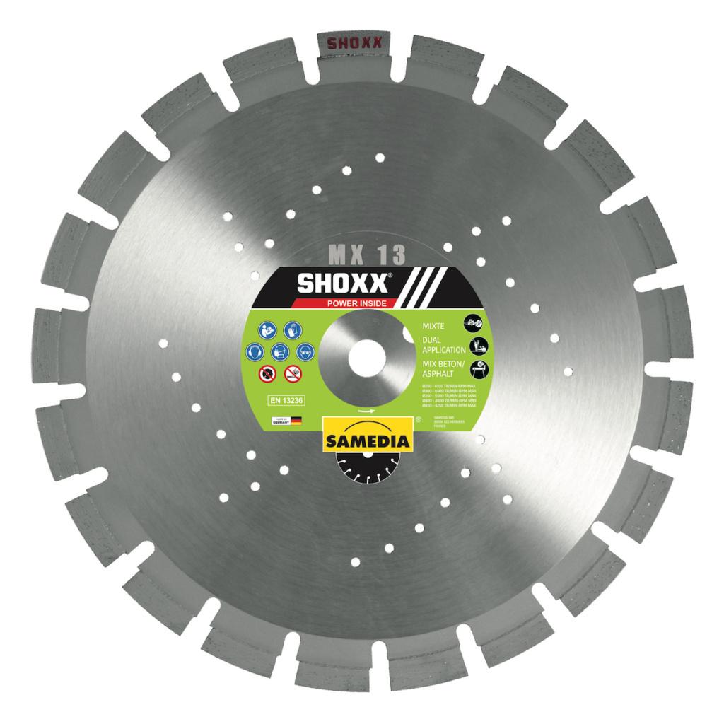 Création du nom SHOXX par Nymeo