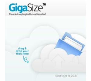 Création du nom Gigasize par Nymeo