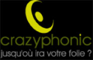 NYMEO Création du nom Crazyphonic - Macway