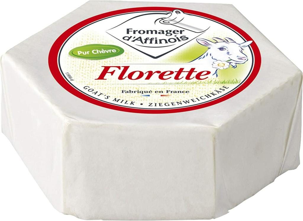 Création du nom Florette par Nymeo