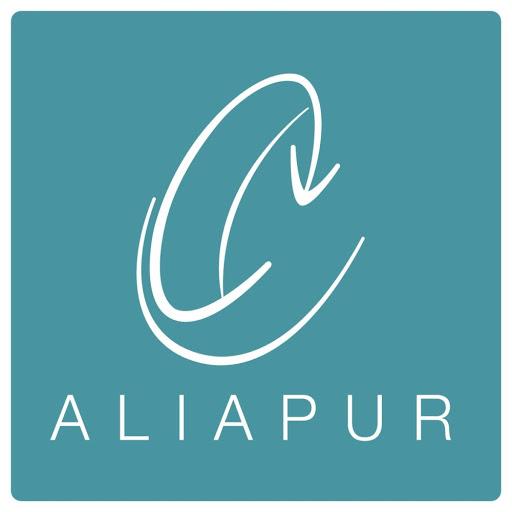 Création du nom ALIAPUR par Nymeo