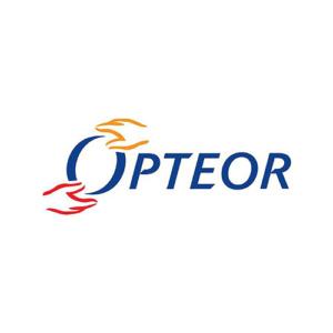 Création du nom Opteor par Nymeo