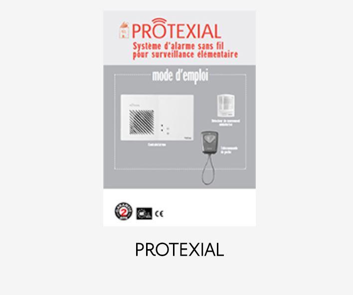 Création du nom Protexial par Nymeo