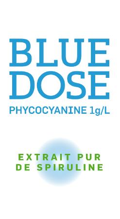 Création du nom Blue Dose pour Laboratoires Gilbert / NYMEO: Création de noms