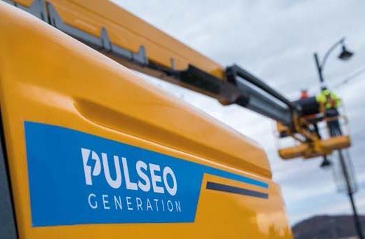 PULSEO nacelles éléctriques tout-terrain nouvelle génération Haulotte / Naming NYMEO