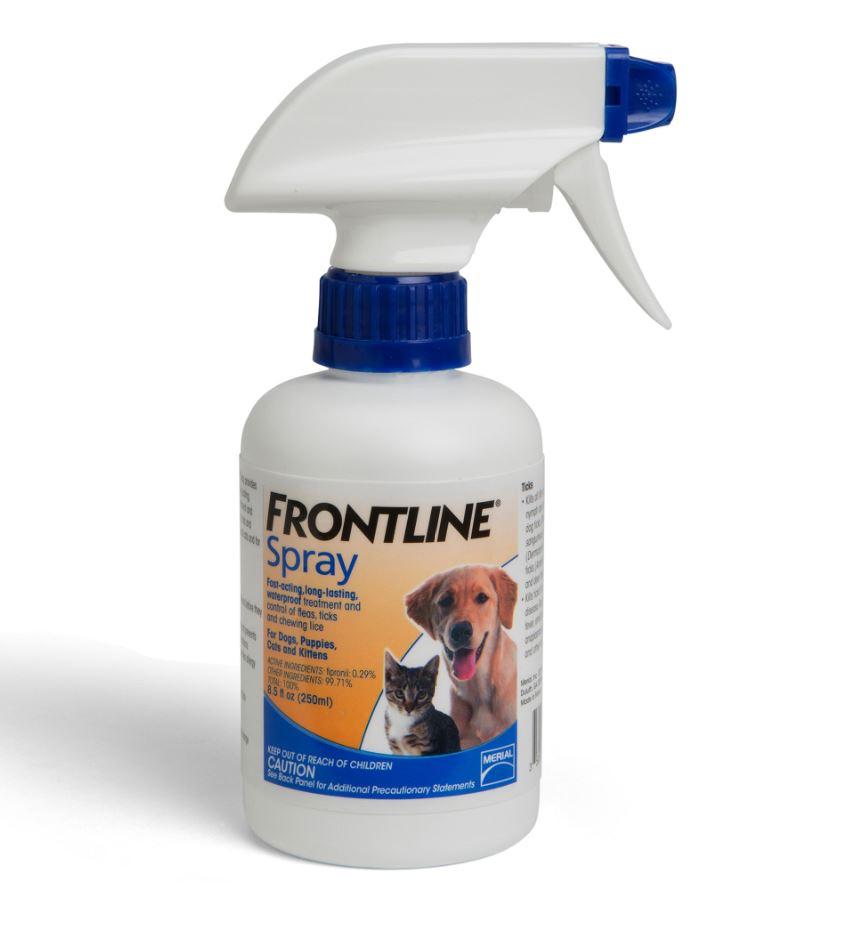 Creation of the brand name Frontline for the company Boehringer Ingelheim