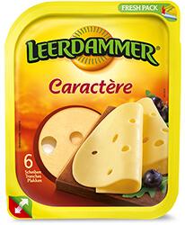Création du nom Caractère pour Leerdammer par Nymeo