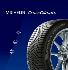 Creation of the brand name CrossClimate for the company MICHELIN