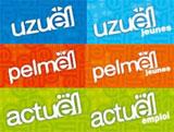 NYMEO Création des noms UZUËL, PELMËL, ACTUËL - Région Bretagne