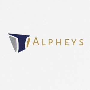 Identité visuelle de la marque Alpheys créée par l'Agence NYMEO