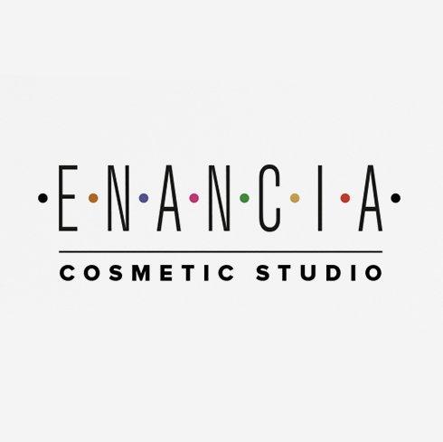 Identité visuelle de la marque Enancia créée par Nymeo
