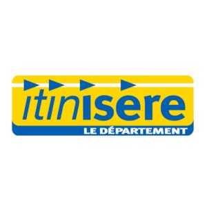 Identité visuelle de la marque Itinisère créée par l'Agence NYMEO
