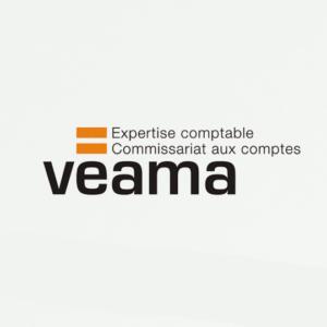 Identité visuelle de la marque Veama créée par l'Agence NYMEO
