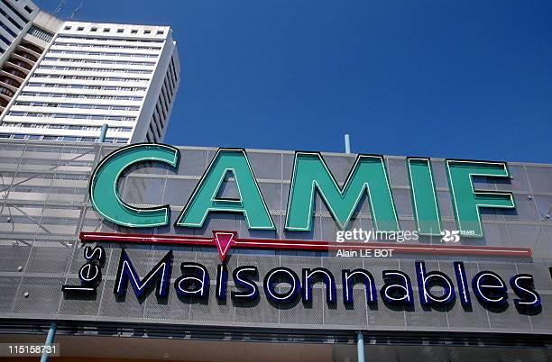 Création du nom d'enseigne Les Maisonnables pour Camif par NYMEO Agence de naming