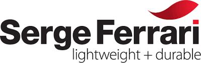 Signature La légèreté durable créée par NYMEO pour Serge Ferrari